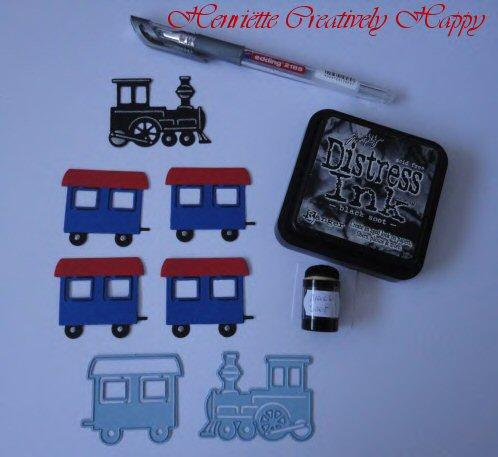 trein onderdelen